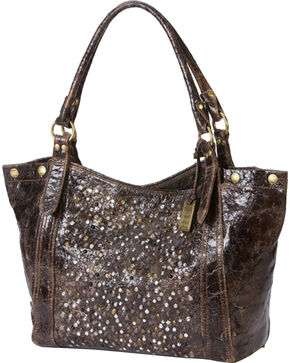Frye Deborah Shoulder Bag, Chocolate, hi-res