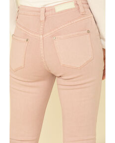 Rock & Roll Cowgirl Women's Blush High Rise Flare Jeans , Blush, hi-res