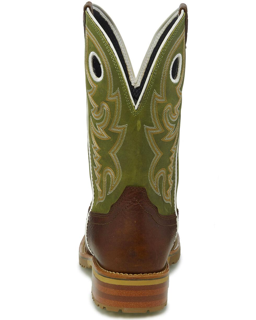 Justin Men's Marshal Agave Western Work Boots - Steel Toe, , hi-res