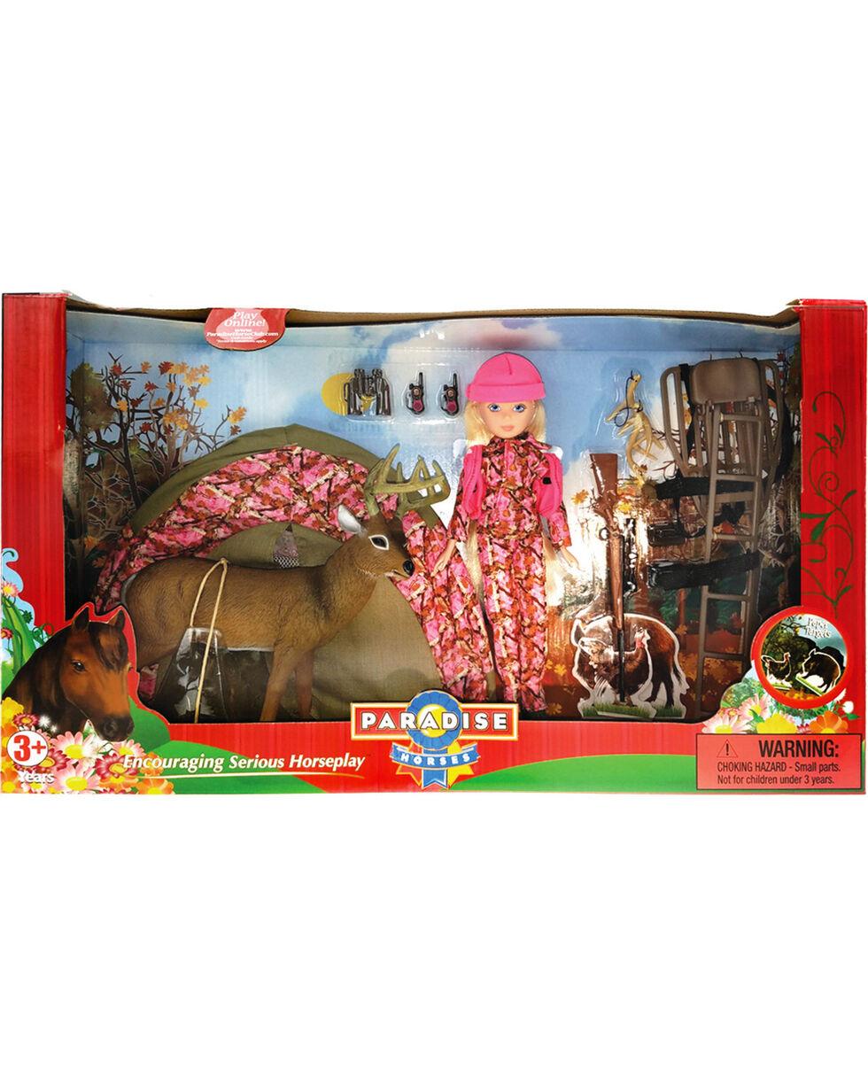 Paradise Kids Adventure Girlz Hunting Play Set , No Color, hi-res