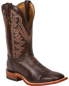 Tony Lama Men's Raven Americana Western Boots, Rust, hi-res
