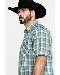 Pendleton Men's Frontier Short Sleeve Shirt , Grey, hi-res