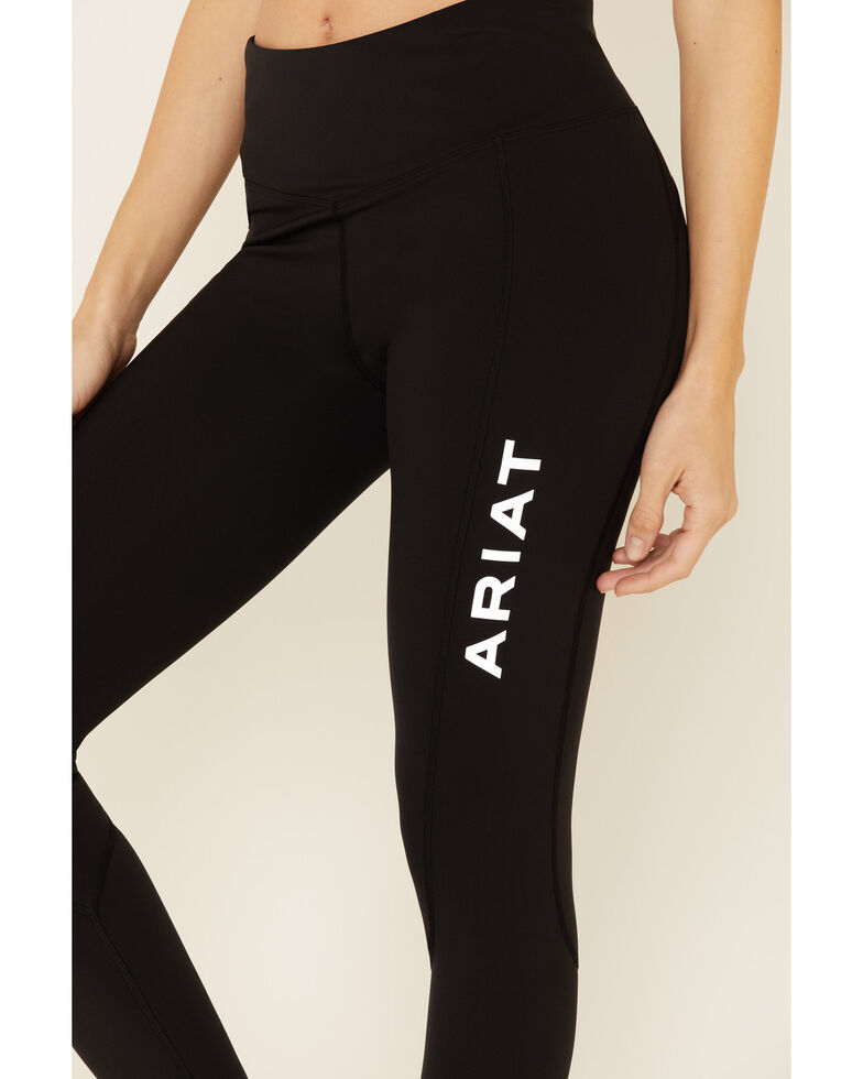 Ariat Women's Tek Tight Leggings, Black, hi-res