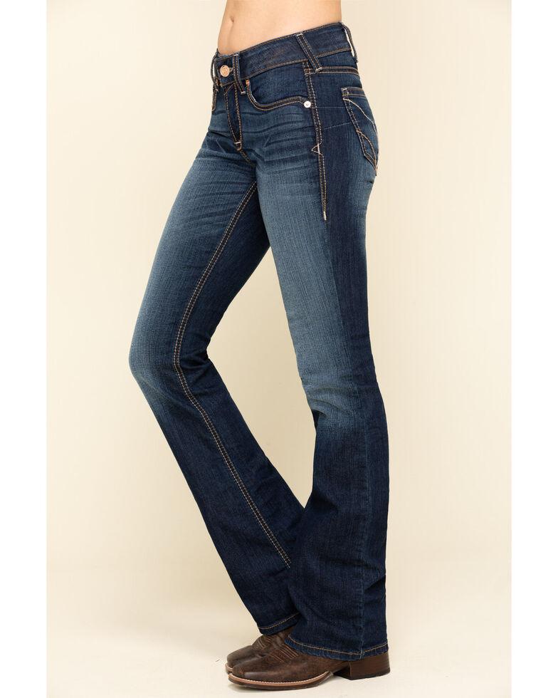 Ariat Women's R.E.A.L Sidney Bootcut Jeans, , hi-res