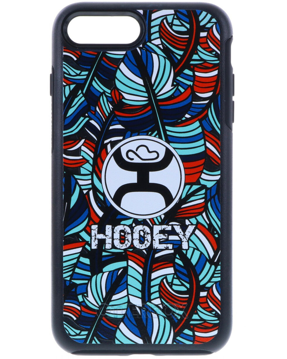 HOOey Feather iPhone 7 & 8 Plus Case, Multi, hi-res