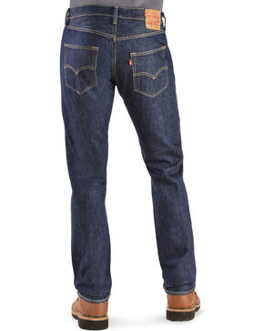 Levi's Men's Rinsed 501 Original  Jeans, Rinsed, hi-res