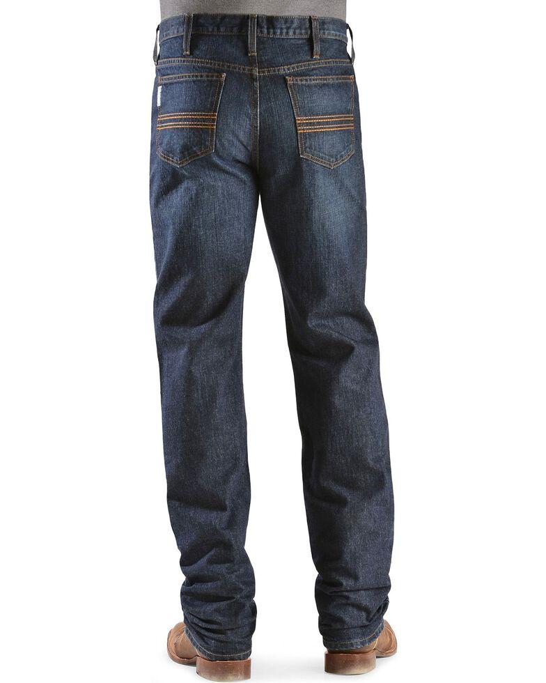 Cinch Silver Label Dark Wash Jeans, Dark Stone, hi-res