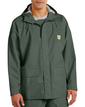 Carhartt Mayne Waterproof Coat, Green, hi-res