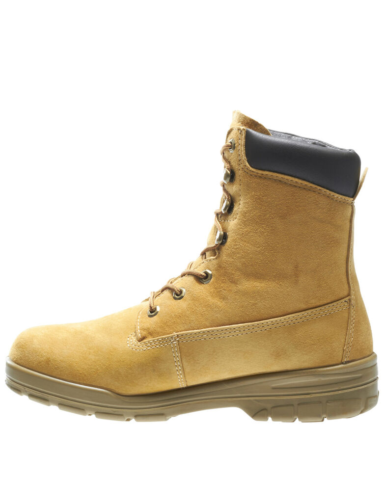 Wolverine Men's Trappeur Insulated Work Boots - Soft Toe, Brown, hi-res