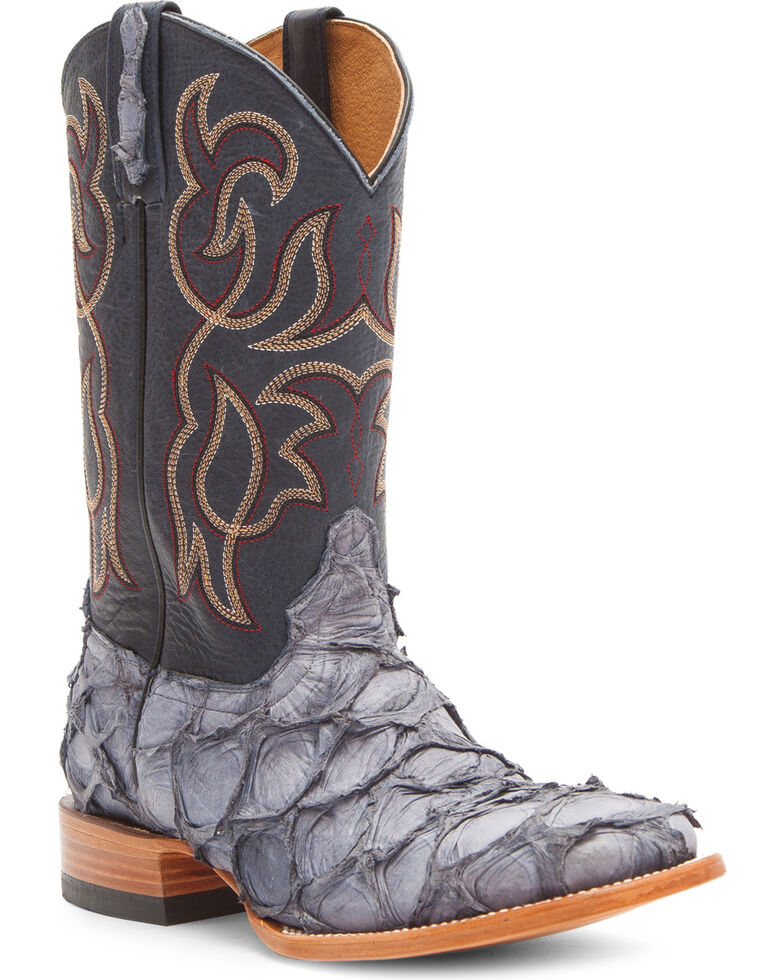 a665ad165ff Buy lucchese pirarucu boots cognac . Shop every store on the ...