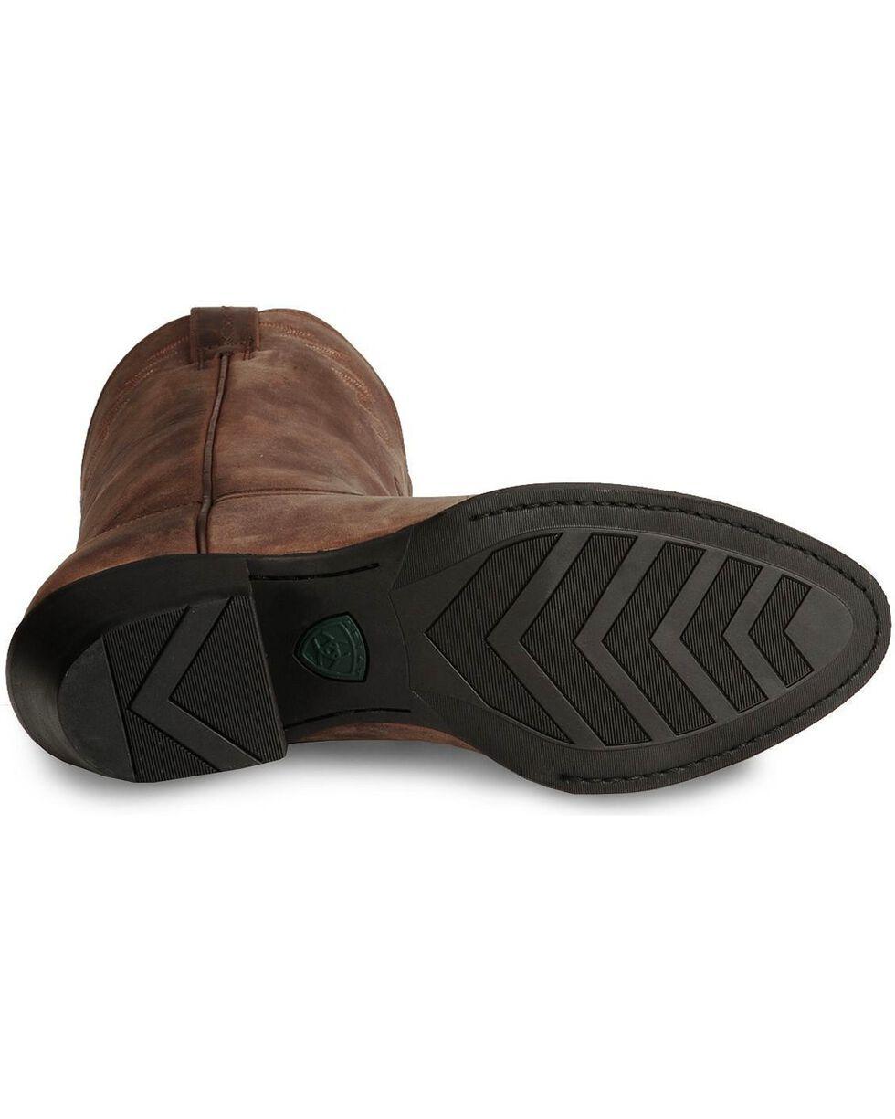 Ariat Men's Sedona Western Boots, Distressed, hi-res