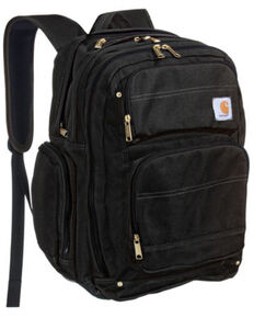 Carhartt Men's Legacy Deluxe Work Pack, Black, hi-res