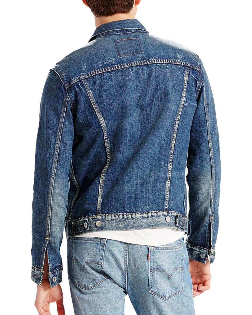 Levi's Men's Danica Trucker Jacket, Denim, hi-res