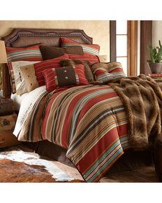 HiEnd Accents Calhoun Collection Comforter Set - Super King, Multi, hi-res
