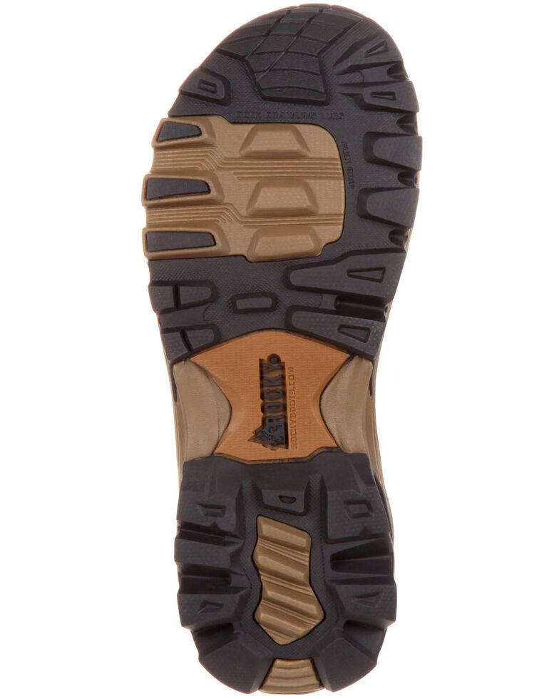 c3f49fc02fd Rocky Women's Waterproof Outdoor Oxford Shoes - Round Toe
