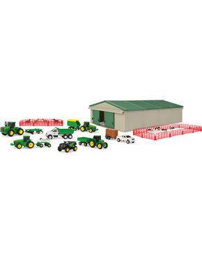 John Deere 70 Piece Value Set, No Color, hi-res