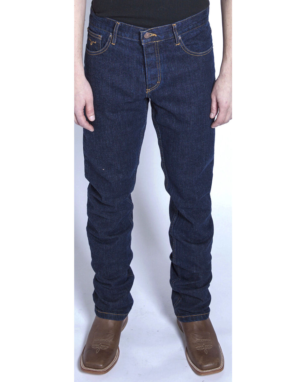 Kimes Ranch Men's Wayne Jeans - Straight Leg , Indigo, hi-res