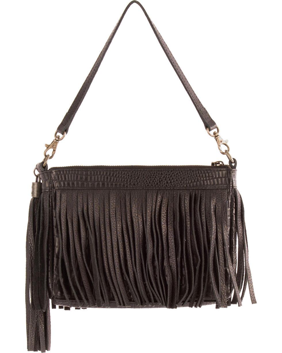 STS Ranchwear Black Dixie Clutch, Black, hi-res