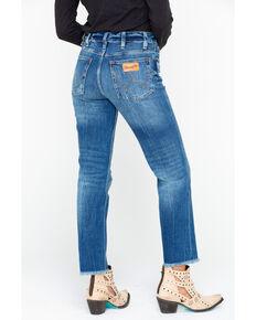 Wrangler Modern Women's High Rise Crop Jeans, Indigo, hi-res