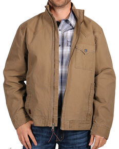 Cody James® Men's Scout Jacket, Tan, hi-res