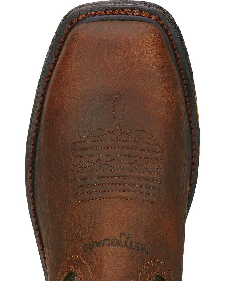 16b57eb7d0d Ariat Men's Workhog Composite Toe Met Guard Work Boots