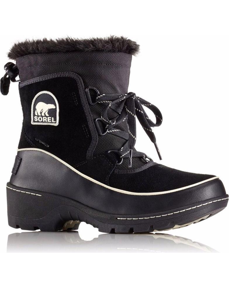 Sorel Women's Tivoli III  Winter Boots, Black, hi-res