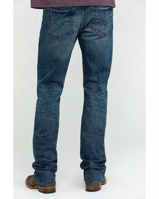 Moonshine Spirit Men's Muddler Slim Boot Jeans , Indigo, hi-res