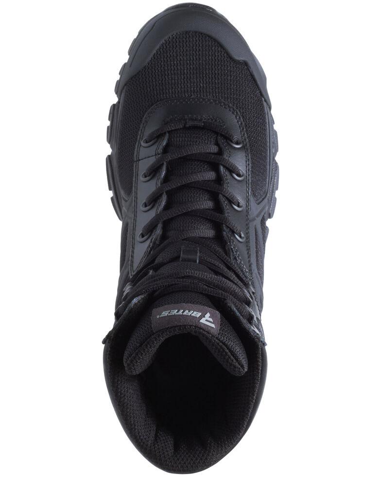 """Bates Men's 8"""" Velocitor Work Boots - Soft Toe, Black, hi-res"""