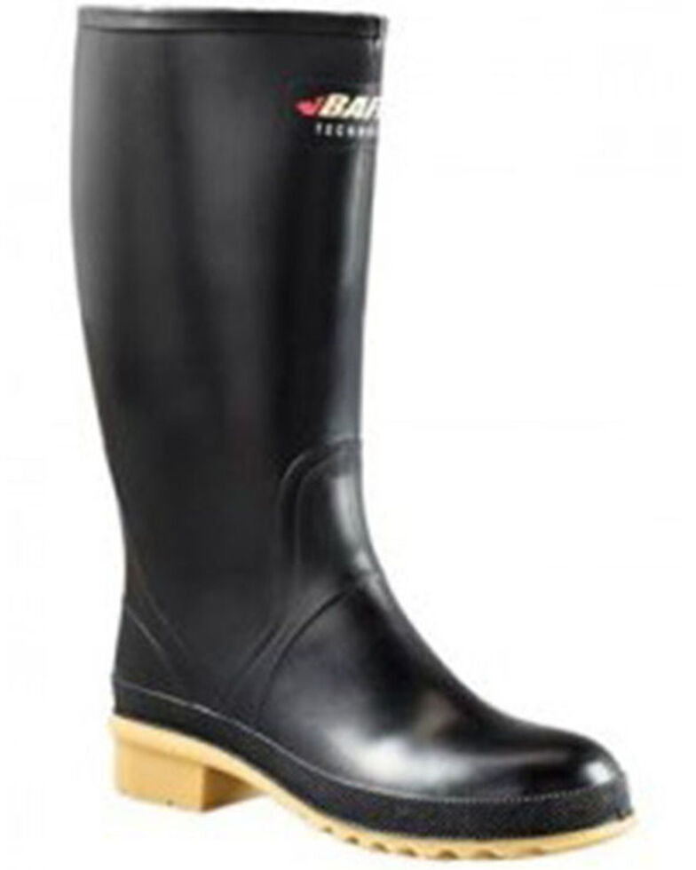 Baffin Women's Prime Rubber Boots - Soft Toe, Black, hi-res