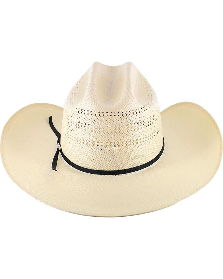 Resistol 20X Chase Straw Cowboy Hat  d9eb0beaef0