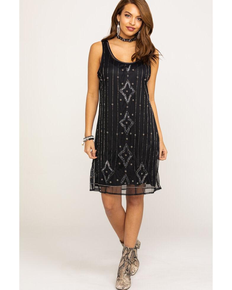 Ariat Women's Black Jack Dress, Black, hi-res