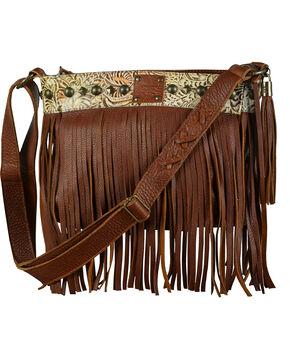 STS Ranchwear Women's Lila Crossbody Bag, Saddle Brown, hi-res