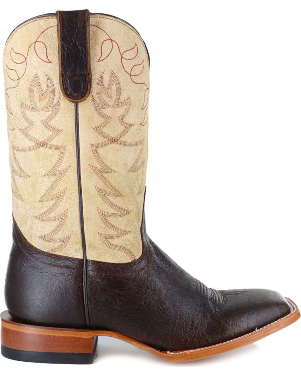 Cody James® Men's Krakatoa Arena Western Boots , Brown, hi-res