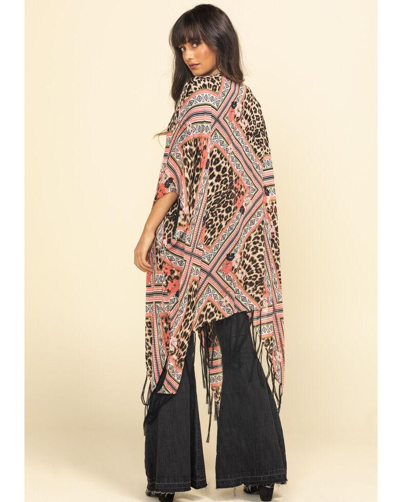Ariat Women's Zsa Kimono, Multi, hi-res
