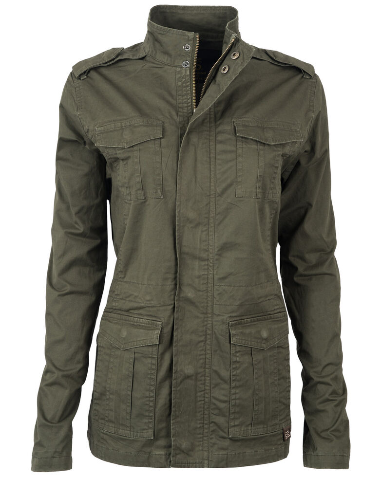 STS Ranchwear Women's Piper Jacket, Green, hi-res