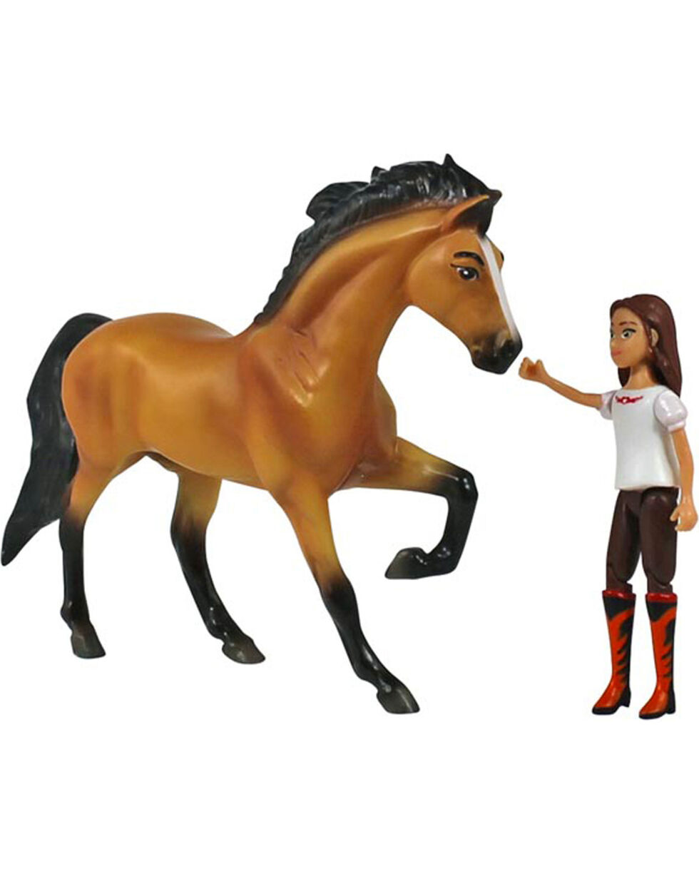 Breyer Spirit and Lucky Small Toy Set, No Color, hi-res