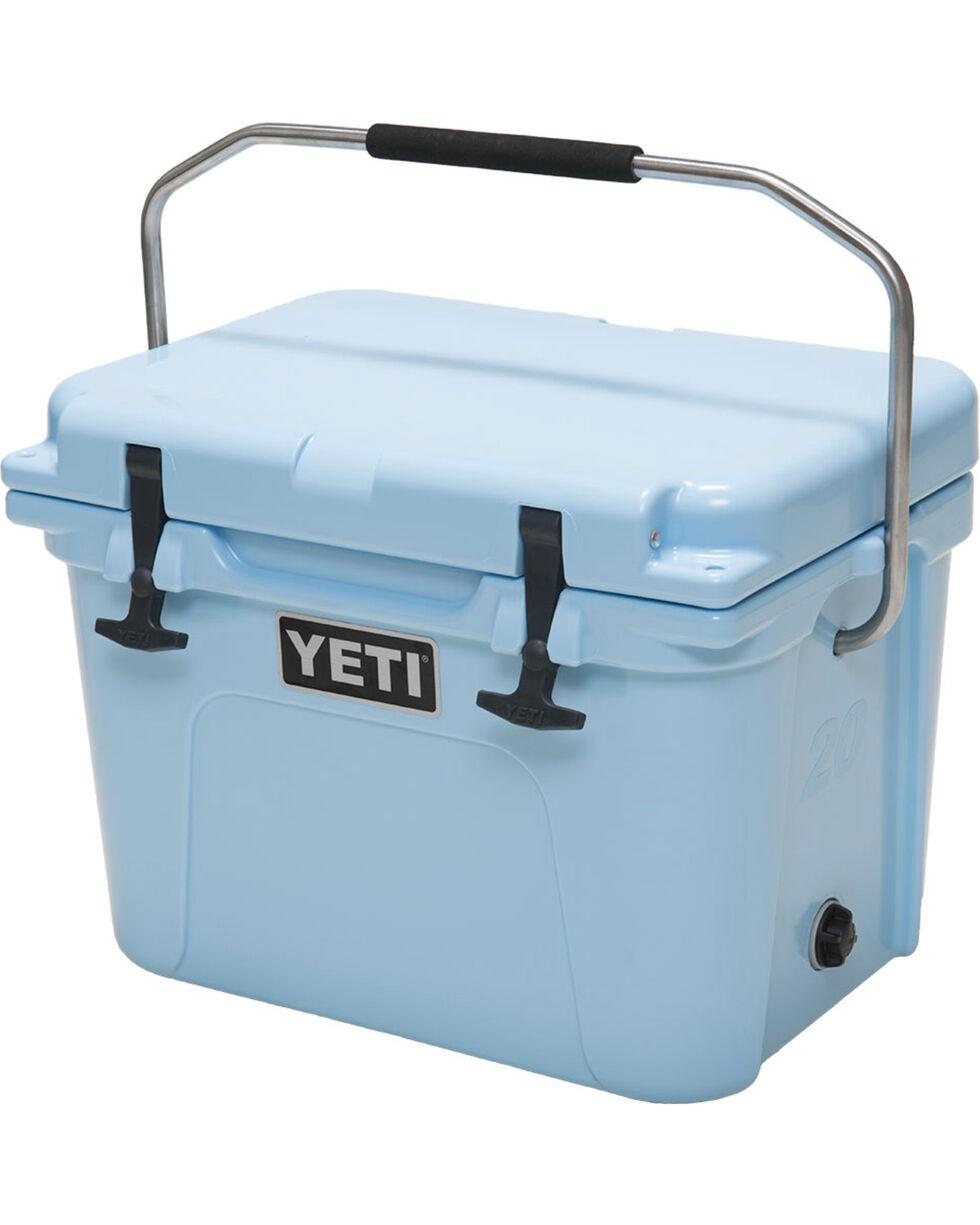 Yeti Roadie 20 Cooler, Blue, hi-res