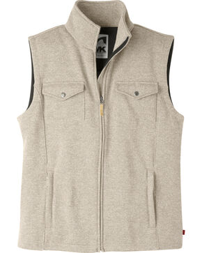 Mountain Khakis Men's Oatmeal Old Faithful Vest, Oatmeal, hi-res