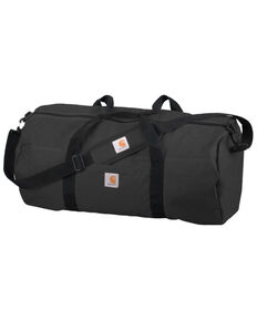Carhartt Brown Trade Medium Utility Pouch Work Duffel Bag , Black, hi-res