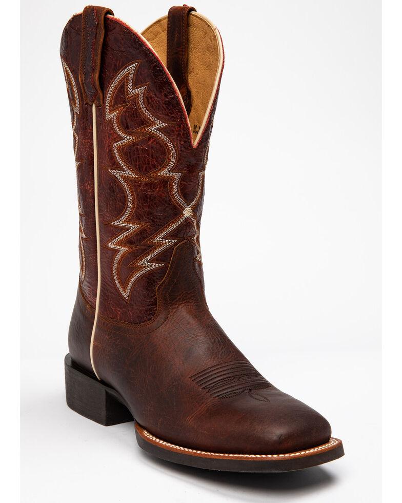 Cody James Men's Barley Western Boots - Square Toe, , hi-res