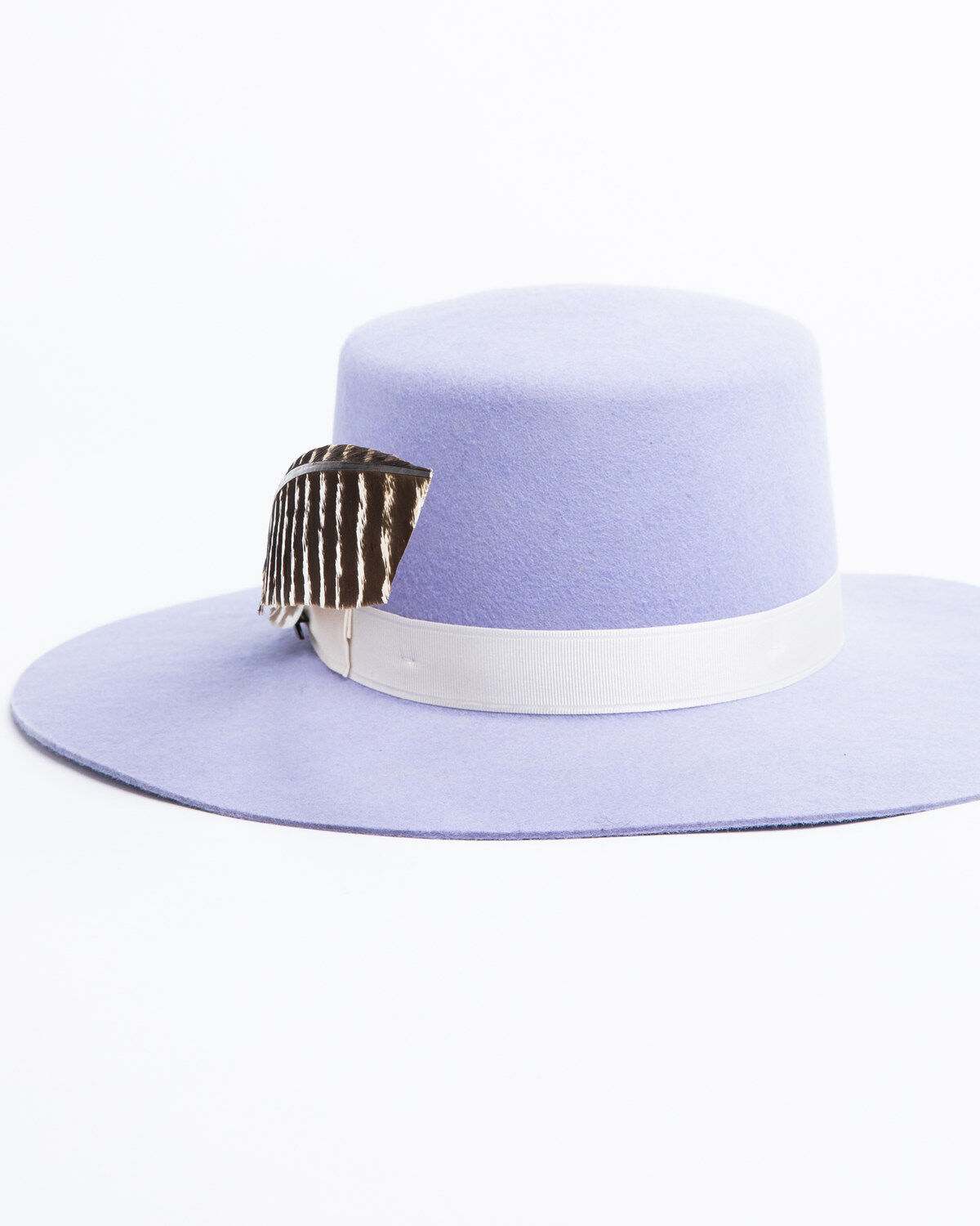 Charlie 1 Horse Periwinkle Tumbleweed Hat
