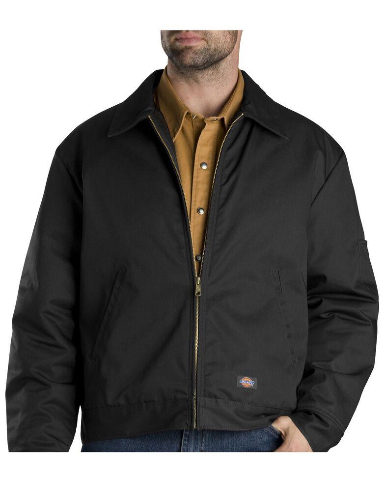 Dickies  Men's Insulated Eisenhower Work Jacket, Black, hi-res