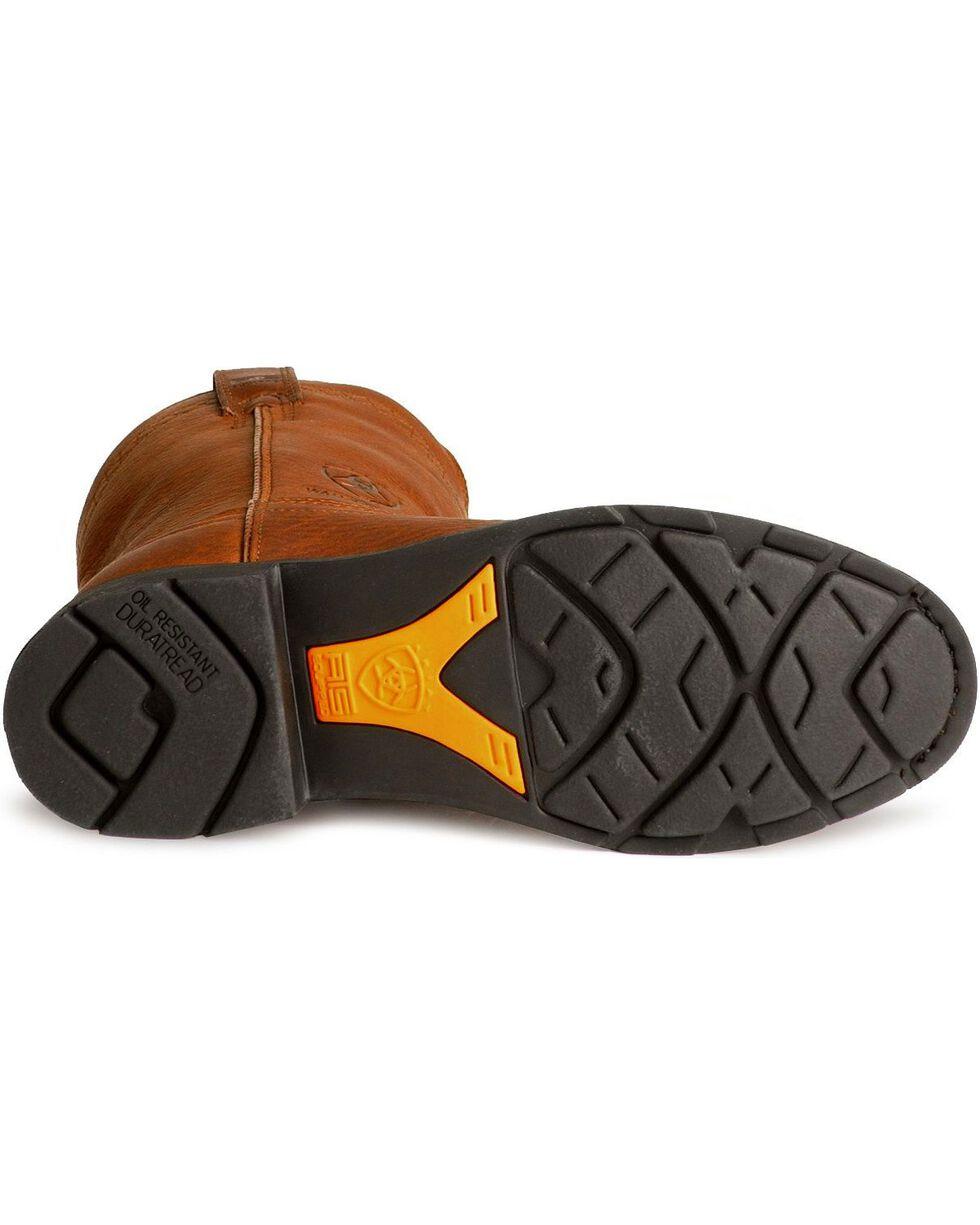 Ariat Men's Sierra Work Boots, Sunshine, hi-res
