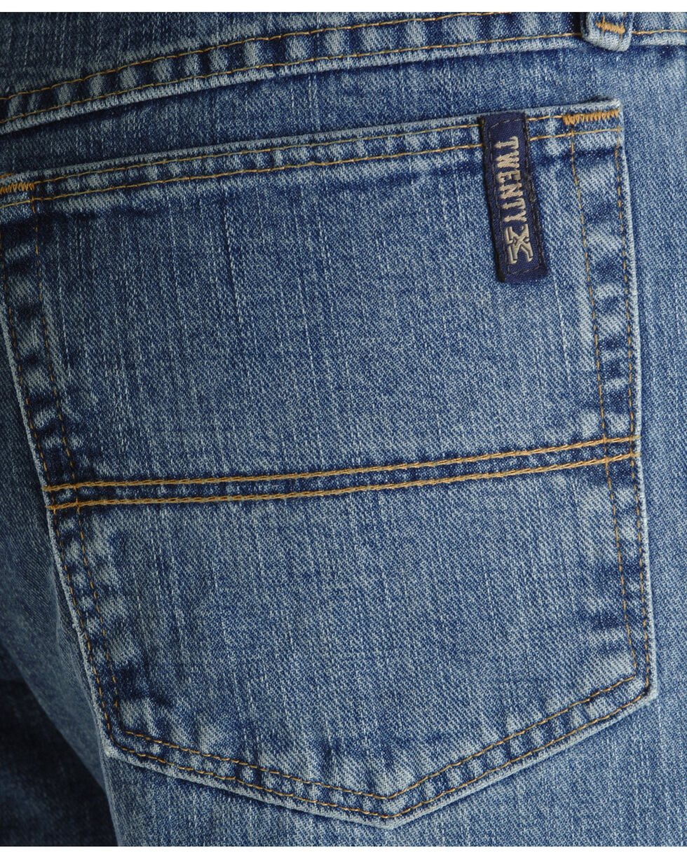 Wrangler 20X Jeans - No. 23 Relaxed Fit, Antique Blue, hi-res