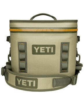 Yeti Tan Hopper Flip 12 Cooler, Tan, hi-res
