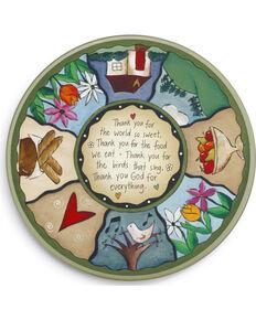 Demdaco Sweet Table Prayer Lazy Susan , Multi, hi-res