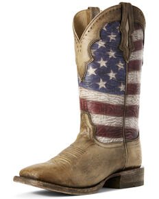 2e8c4ab7c4d Men's Patriotic Boots - Boot Barn