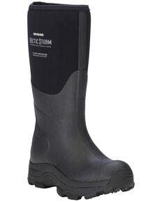 Dryshod Women's Arctic Storm Winter Work Boots , Black, hi-res