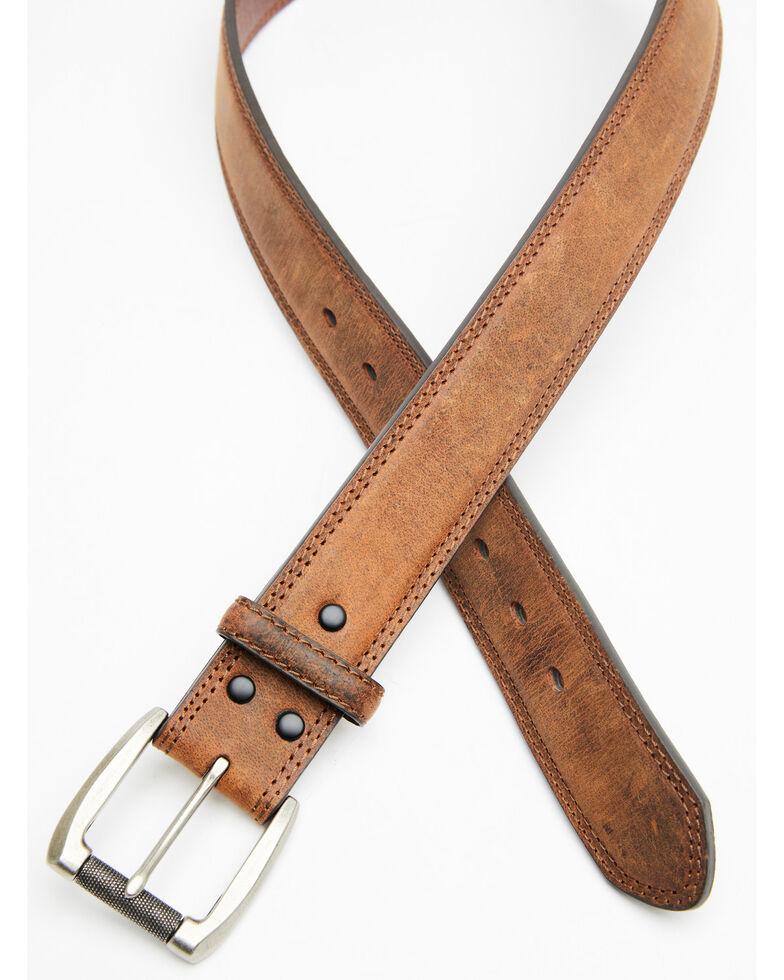 Hawx Men's Feather Edge Work Belt, Tan, hi-res