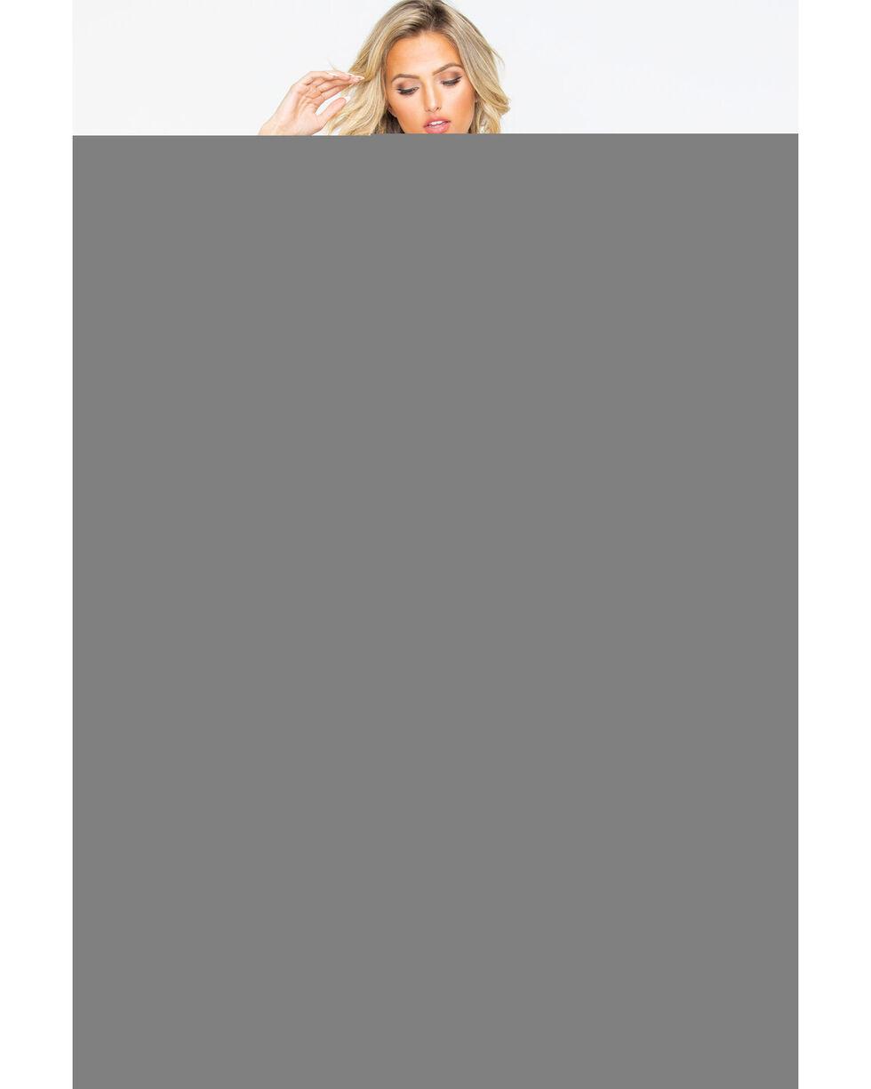 Ariat Women's Swing Major Duster Vest , Brown, hi-res